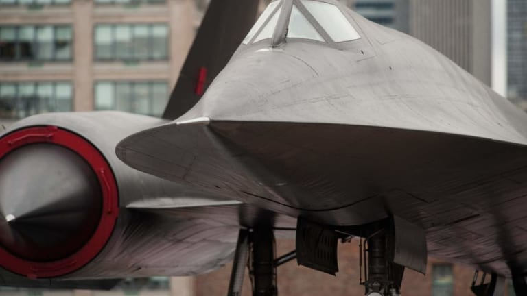 The SR-72 Could Become a Mach 3 Military Monster