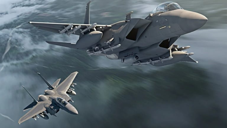 How the F-15EX is Impacting Weapons Development
