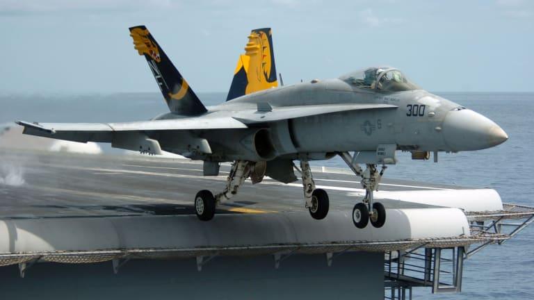 Who Shot Down U.S. Navy Pilot Scott Speicher?