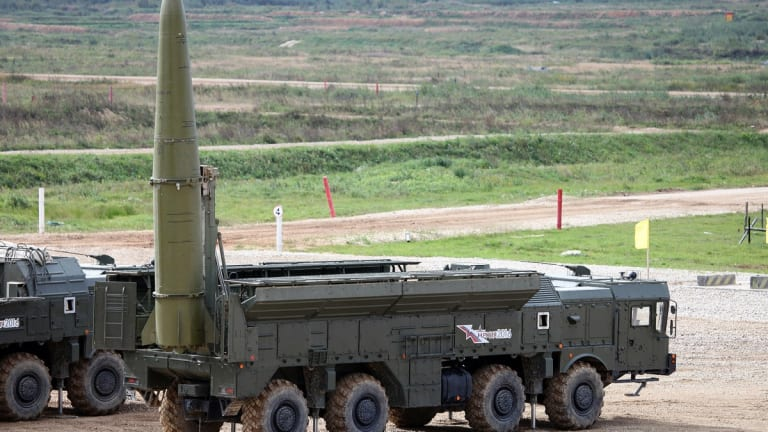 NATO's Worst Nightmare: Russia's Kaliningrad Is Armed to the Teeth