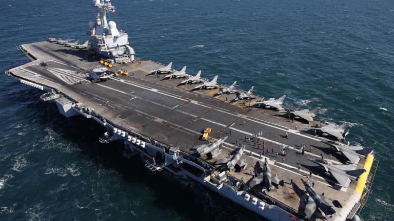The Real Reason France Wants a New Aircraft Carrier