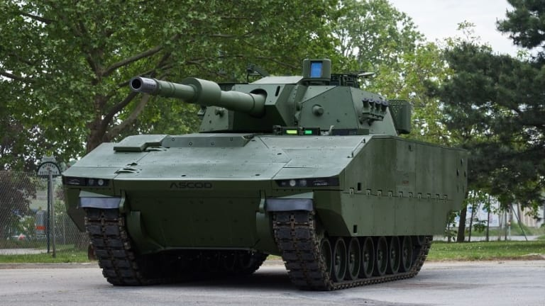 Future Combat Systems Lives: Army Light Tank Incorporates Past Innovation