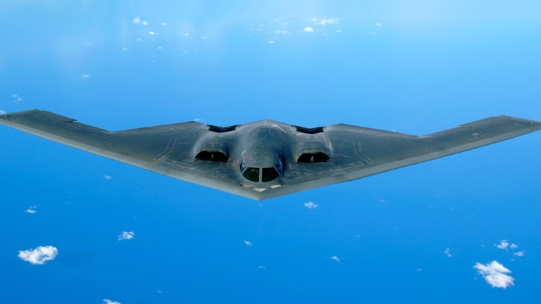B-2 Stealth Bomber Gets New Nuclear Weapon This Year