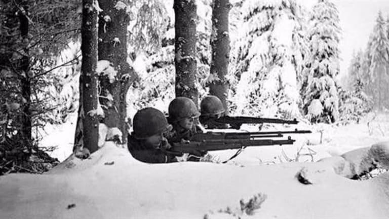 Battle of the Bulge - WWII Sniper Attacks