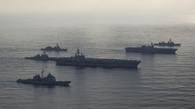 North Korea Could Sink a Navy Aircraft Carrier