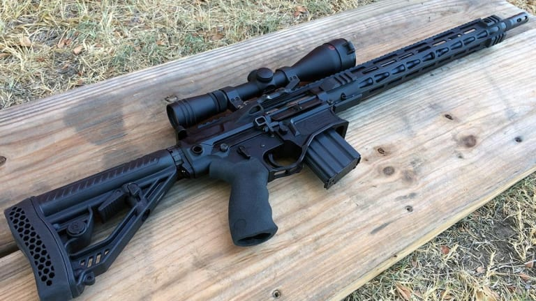 The AR-500 Might Just Be the Most Powerful Rifle on the Planet