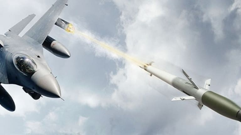 Air Force F-16s & A-10s Need More Laser-Guided Rockets to Attack Small Targets