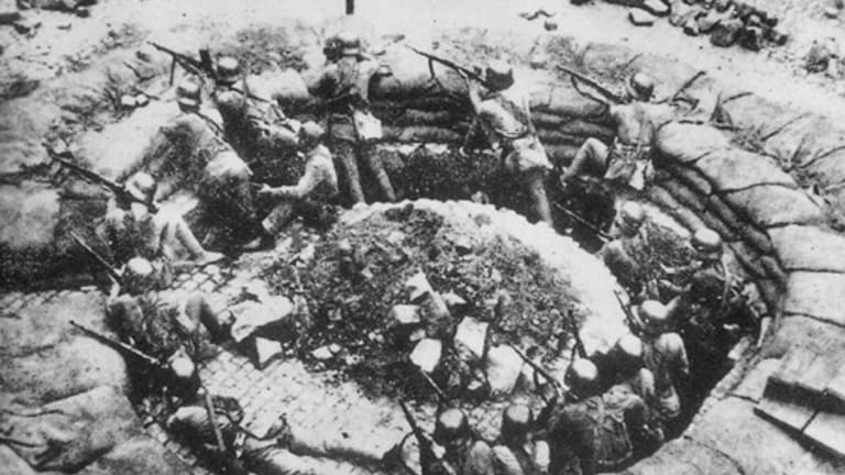 The Battle of Shanghai Was Total Hell