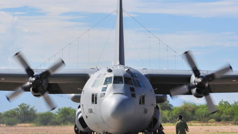 Airframe Profile: EC-130H Compass Call