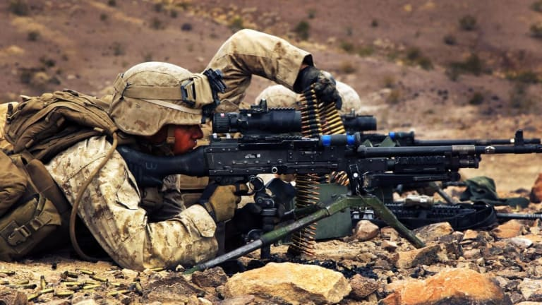 World's Longest Sniper Kill: Enemy Shot Dead at 3,871 Yards (Over 2 Miles Away)