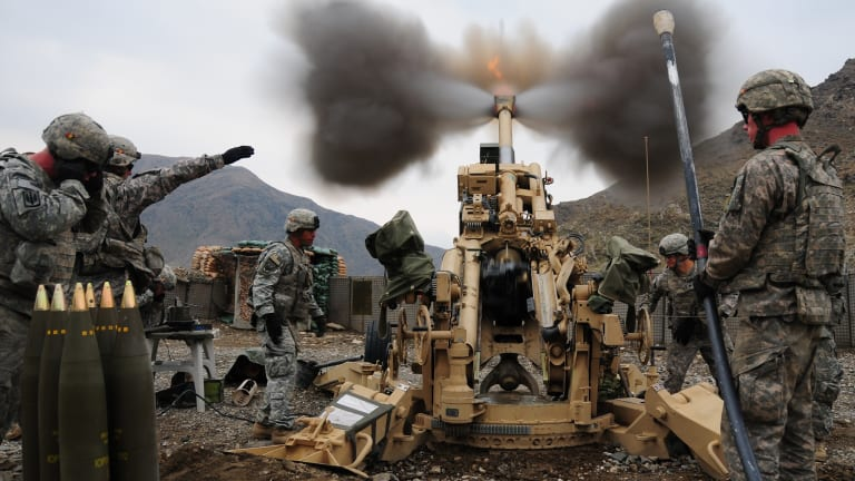 U.S. Army Wants Cannons To Fire Projectiles 1,000 Miles