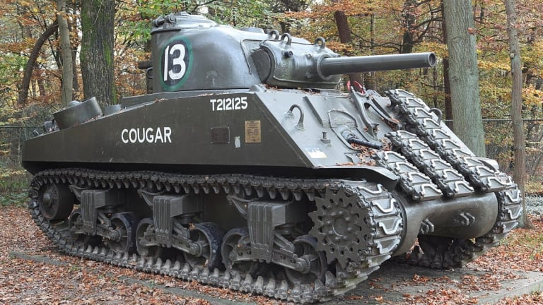 The Sherman Was America's Best Worst Tank