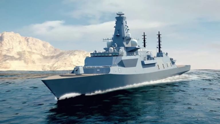 The Royal Navy's New Frigate Could Be a Killer Warship