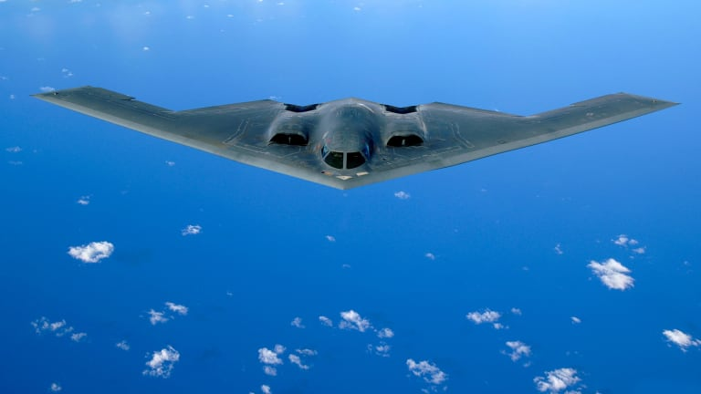 Special: Flying Attack Missions in the B-2 Stealth Bomber