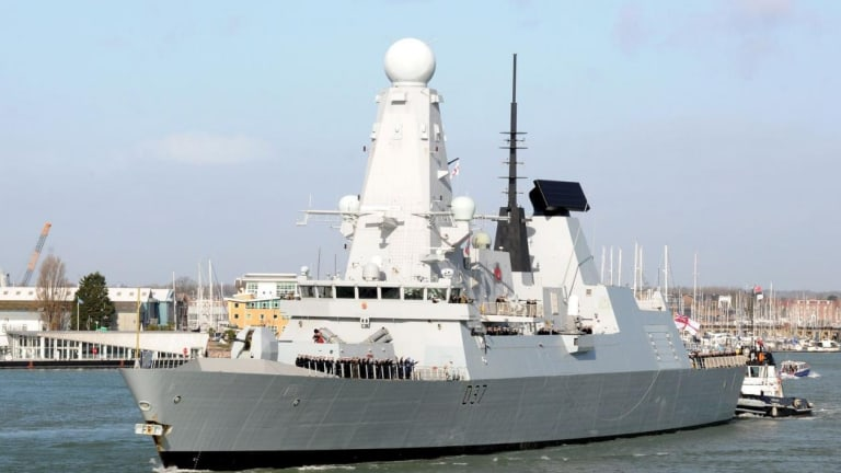 Are the Royal Navy and Iran Headed for a Naval Showdown?