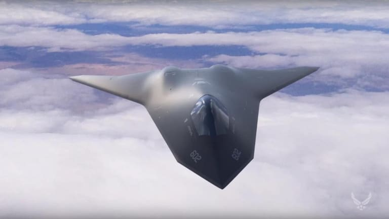 Beyond the F-22 or F-35: What Will the Sixth-Generation Jet Fighter Look Like?