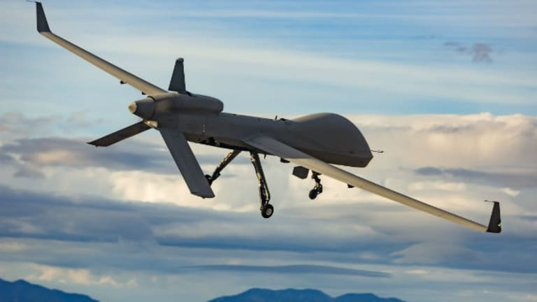 Army to Control Warzone Overseas Drones From US - Remote Split Ops