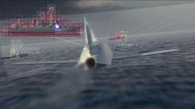 Navy, Air Force Build New LRASM Weapon Sensor Targeting Tech