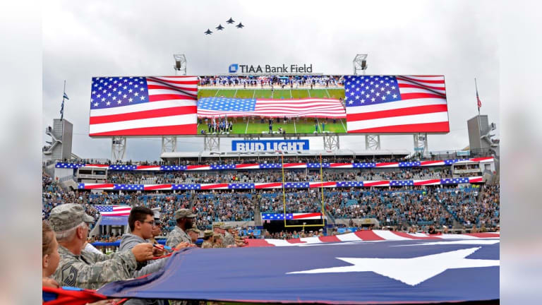 Air Force B-52s. B-1B and B-2 Bombers Will Fly Over Superbowl in Tampa