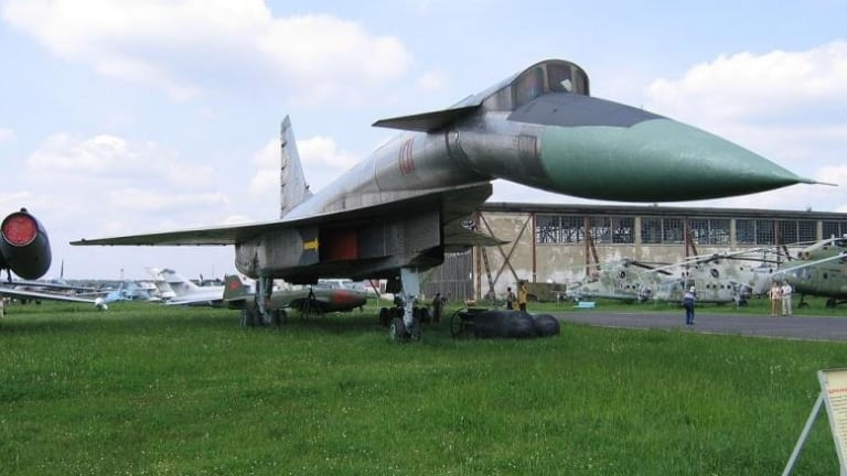 Five Revolutionary Soviet Weapons of War That Never Made It to the Battlefield