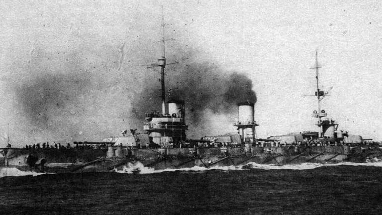 The Strange Story of the Russian Battleship Imperator Aleksandr III