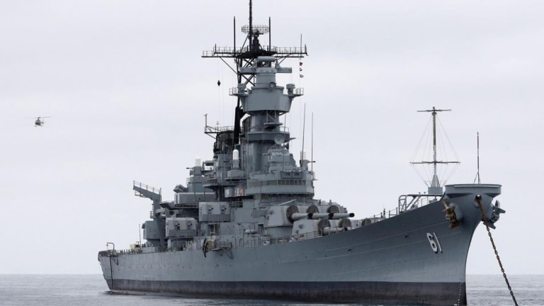 The Battleship Era is Over.... Why? Should They Come Back?
