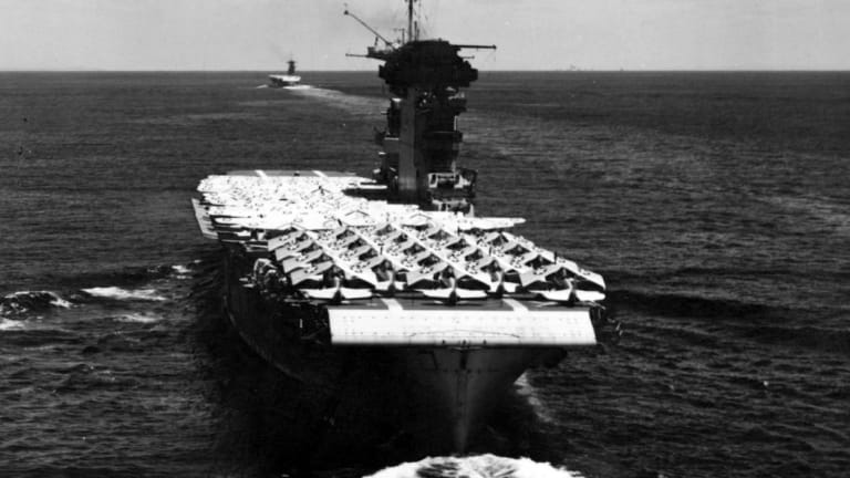 Battle of the Coral Sea: The Sinking of a Legendary American Aircraft Carrier