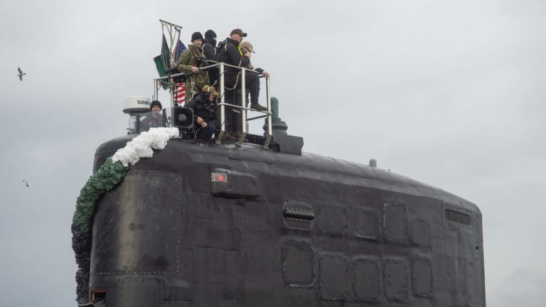 New Virginia-Class Attack Submarines Will Carry Hypersonic Missiles