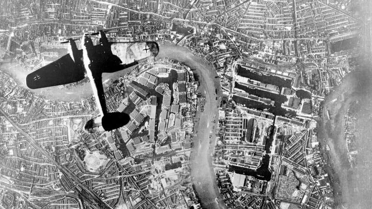 How the British Fought Off Nazi Blitzkrieg