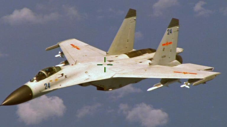 China's Air Force Has One Big Problem It Can't Seem to Solve