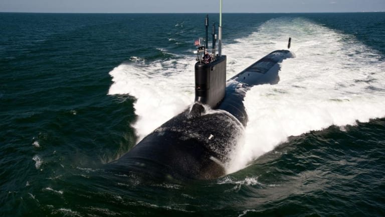 Did the Navy Build Secret Undersea Lairs for Its Nuclear Submarines?