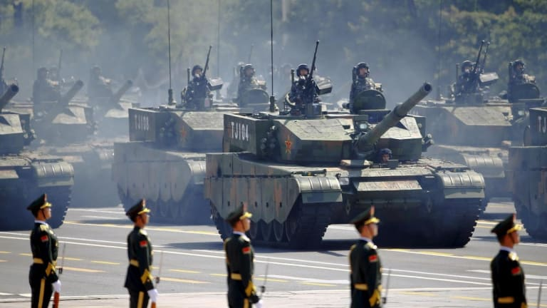 Problem: In a War With China, the U.S. Could Lose