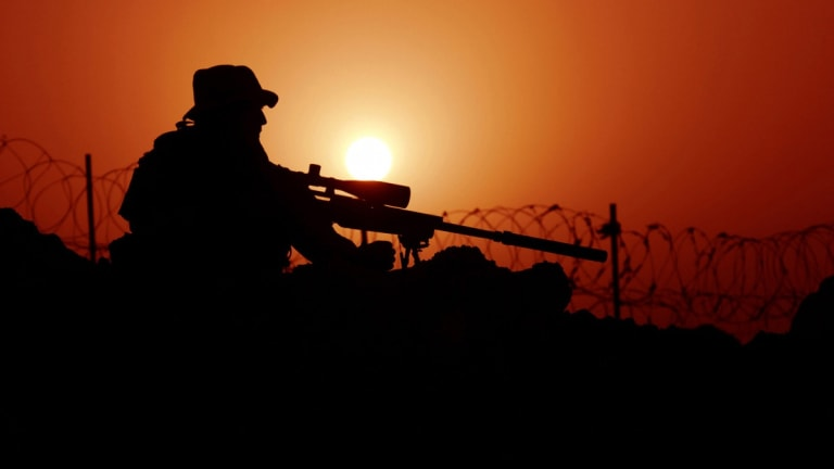 These 5 Sniper Rifles Can Turn a Solider into a Super Killer