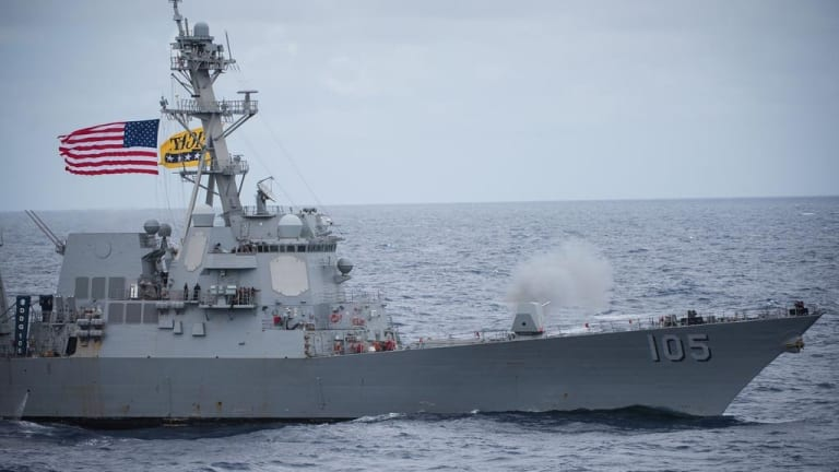 5 Most Deadly Naval Surface Ships on Planet Earth