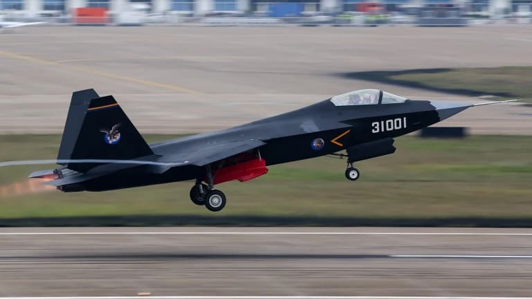 Can the Chinese J-31 Truly Rival The F-35?