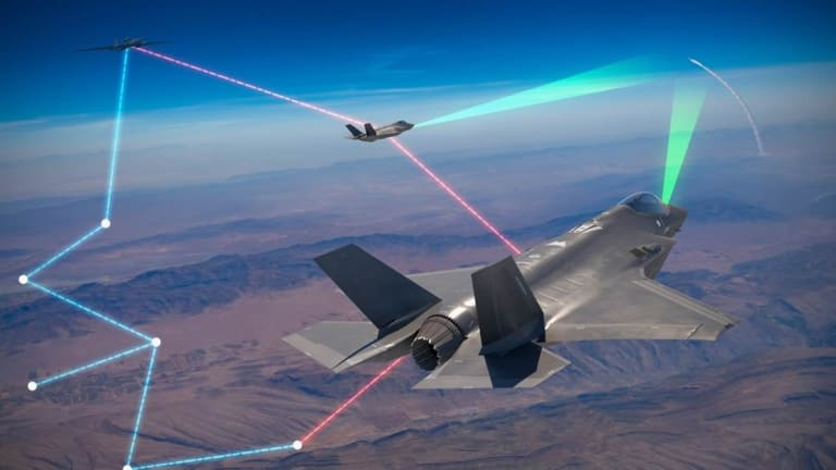 """Air Force General Describes """"Information War Every Day"""" With Russians"""