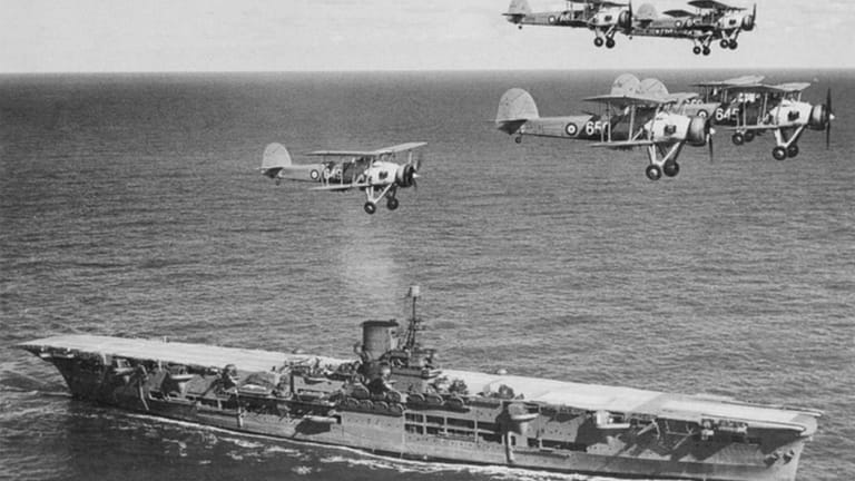 Did the Royal Navy Save the World from Nazi Germany?