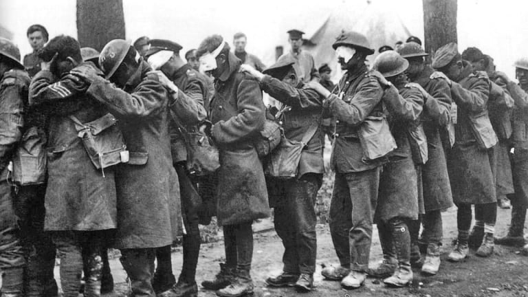 World War I: 5 Worst Weapons from the Great War