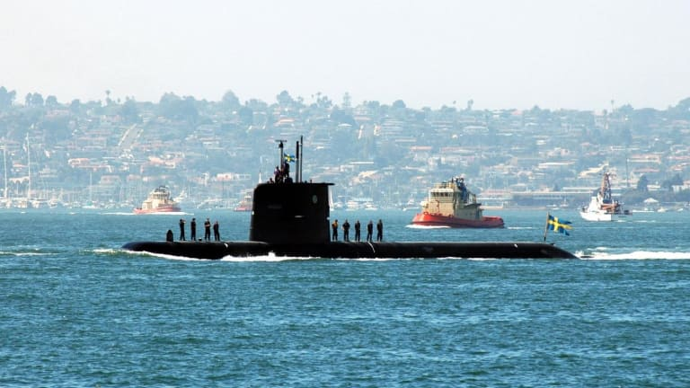 NATO Is Training for a Submarine War with Russia