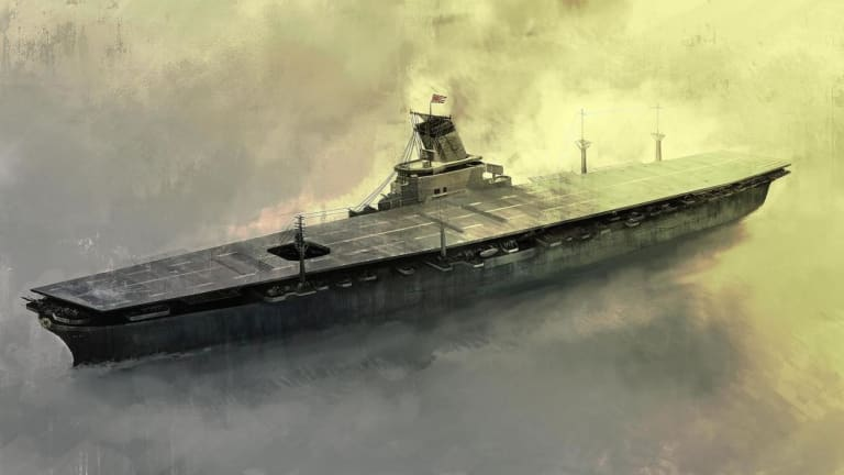 Is This the Worst Aircraft Carrier of All Time?