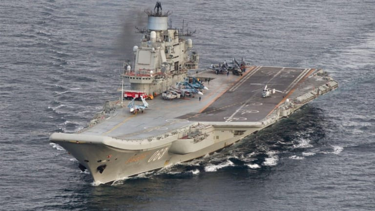 Are These the Five Worst Aircraft Carriers of All Time?