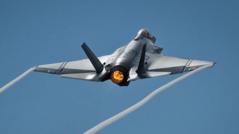 """Report Claims the Pentagon is """"Altering Paperwork"""" to Save the F-35"""