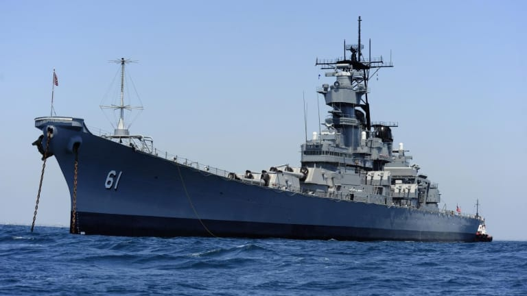 You Sunk My 'Battleship': Top 5 Naval Battles of All Time