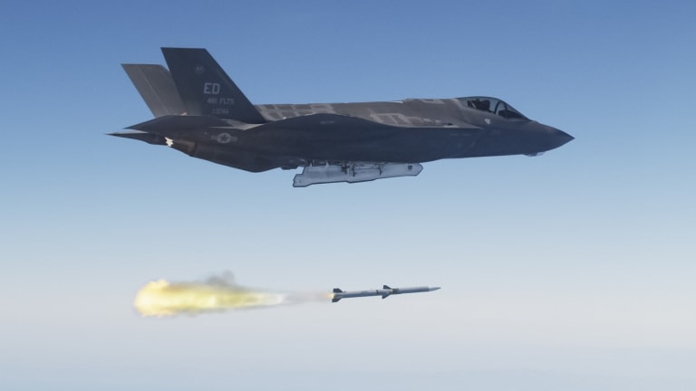 F-35A May Deploy to Pacific, Middle East