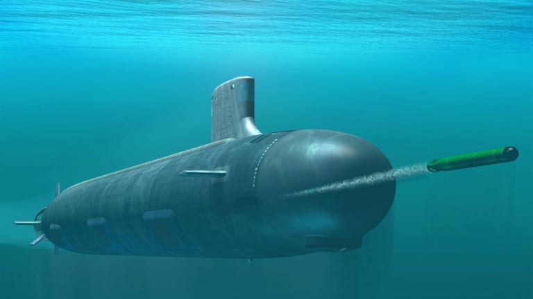 """Navy Tests & Refines New Attack Submarine """"Stealth"""" Technology"""