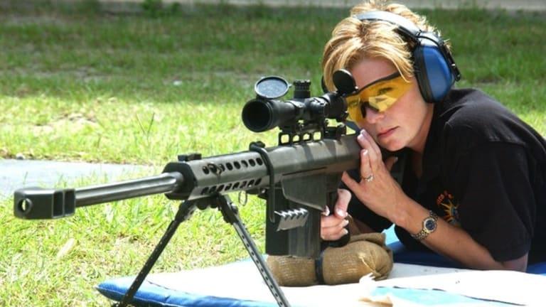 The Barrett M82 Sniper Rifle: The Most Revolutionary Gun Ever?