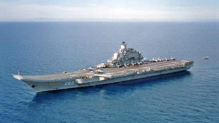 "Pentagon Calls Russian Attack on Ukrainian Ships Major ""Threat"" to US"