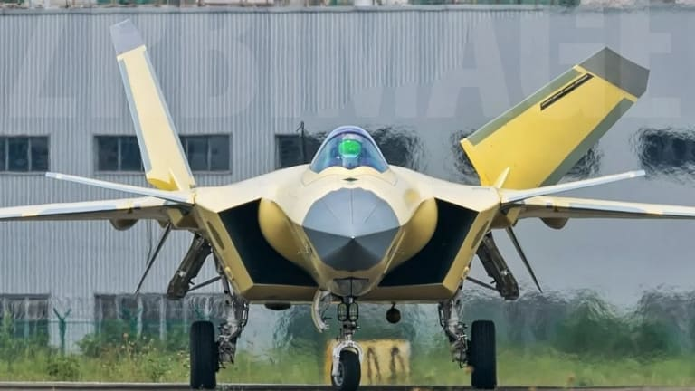 Chinese 5th-Gen Stealth Fighters, Spy Planes Threaten Taiwan