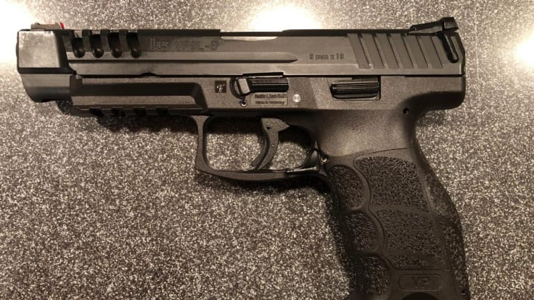 Heckler & Koch VP9: The Best Semi-Automatic Handgun Ever?