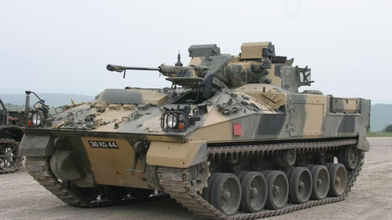 Is Britain's Infantry Fighting Vehicle Prepared for Modern Combat?